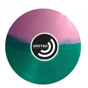Split Colored Vinyl